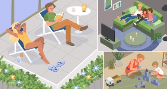 Huissituaties / Home situations