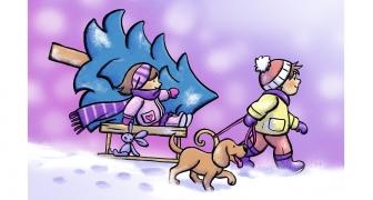 Kerstkaarten / Christmas cards